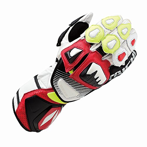 - RS Taichi GP-EVO Racing Gloves - NXT054 (X-LARGE) (RED)