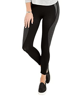 69c1a47cf3542d SPANX Women's Cropped Athletic Seamless Leggings at Amazon Women's Clothing  store: