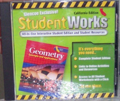 Read Online Geometry Student Works All in One Interactive Student Edition and Resources (Concepts and Applications) ebook