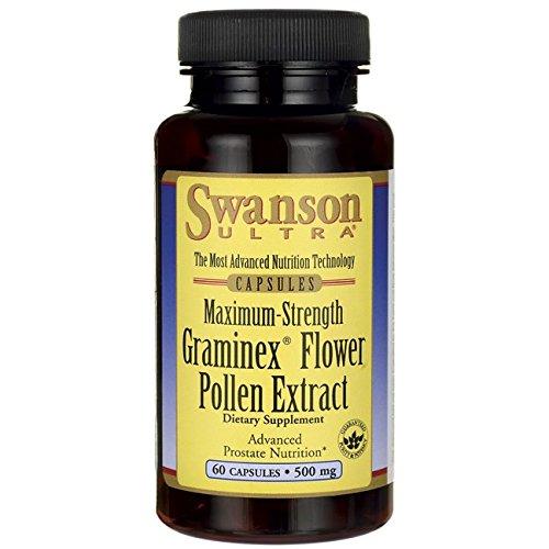 swanson-max-strength-graminex-flower-pollen-ext-500-mg-60-caps