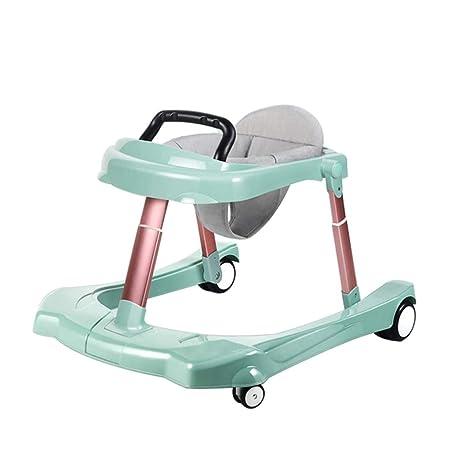 Baby Walkers Multifuncional Andador para bebé evolutivo Musical ...