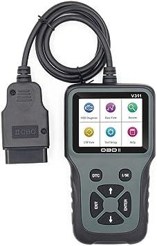 Cavo scanner diagnostico 4 pin a OBD2 Lettore codice errore Scanner moto adatto