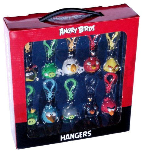 Angry Birds Exclusive Hangers Keychain product image