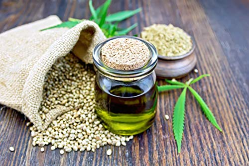 Pain Relief Pills Natural - Organic Hemp Seed Oil 1000 Mg - Hemp Seed Oil for Anxiety and Sleep - 3 Bottles 360 Liquid Capsules by Skin Care Solution (Image #3)