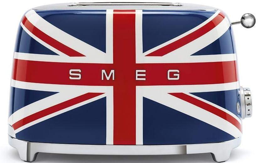 Smeg TSF01UJ Toaster Union Jack: Amazon