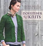 November Knits, Kate Gagnon Osborn and Courtney Kelley, 1596684399