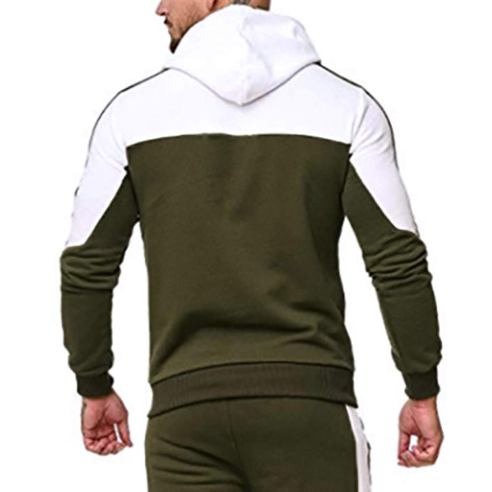 Mymyguoe Pantalones Blusa Abrigo con Capucha Deportivos de ...