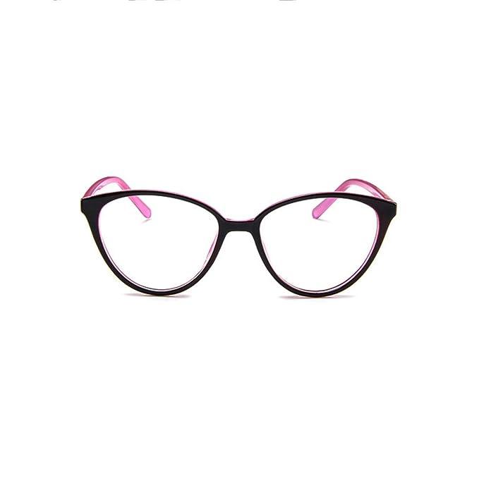 Amazon.com: Londony Fashion 2019 - Gafas de lentes redondas ...