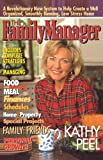 The Family Manager, Kathy Peel, 0849939372