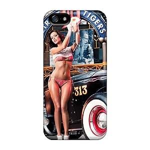 Ercox Trp1216ewbv Case Cover Skin For Iphone 6 (kristin Zippel Detroit Tigers)