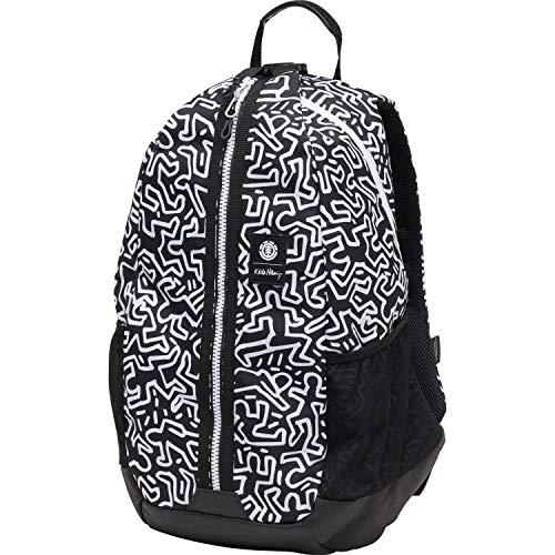white Element Backpack Jaywalker Black Backpack white Element Jaywalker Black aREHPxa