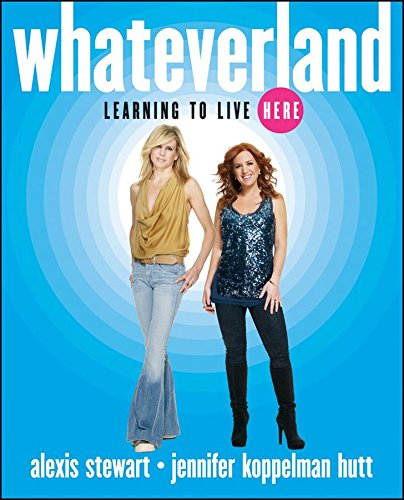 Whateverland Learning Live Alexis Stewart