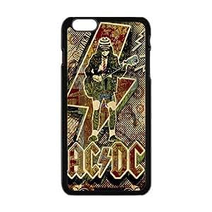 AC/DC Phone Case for Iphone 6 Plus