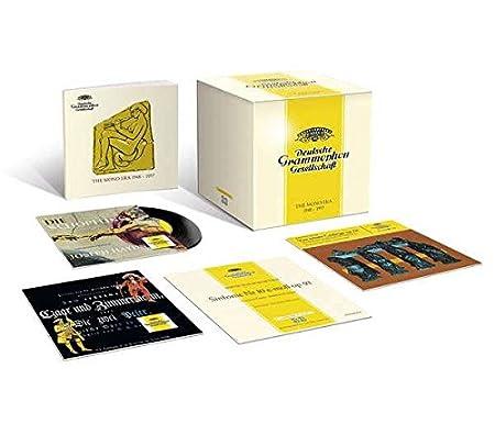 Deutsche Grammophon  The Mono Era 1948 - 1957   Wilhelm Kempff, Wilhelm  Furtwängler  Amazon.fr  Musique 116a96ef0f0