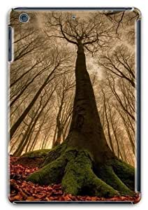 iPad Mini Retina Case, iPad Mini Retina Cases - Reach for the sky the trees Polycarbonate Hard Case Back Cover for iPad Mini Retina