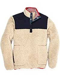 Adult Sherpa Pullover