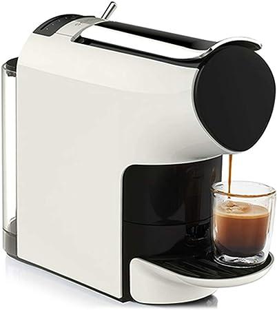 ZXX Cafetera, cafetera de K-Cup de una Sola porción, cafetera de café con Leche y Capuchino, Viene con Espuma de Leche Apta para lavavajillas, Compatible con Todas Las cápsulas de K-Cup: Amazon.es: