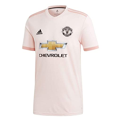af90eabdc Amazon.com : adidas Soccer Manchester United FC Away Jersey : Clothing