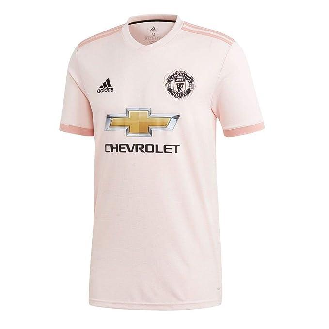 Adidas Men S Soccer Manchester United Fc Away Jersey