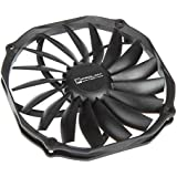Prolimatech Ultra Sleek Vortex Fan – 14 Pc Housing Fan, radiator refoidisseurs (PC Housing Fan, 14 cm, 300 RPM 9 DB, 1000 RPM)