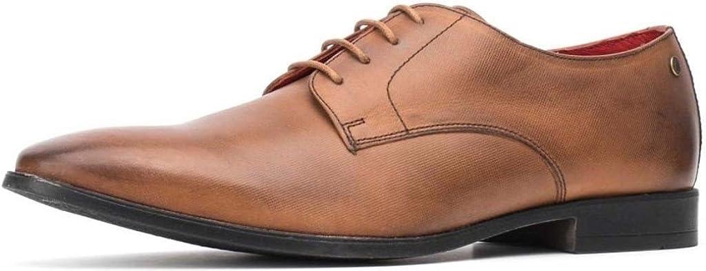 Base London Shilling Waxy Tan Leather