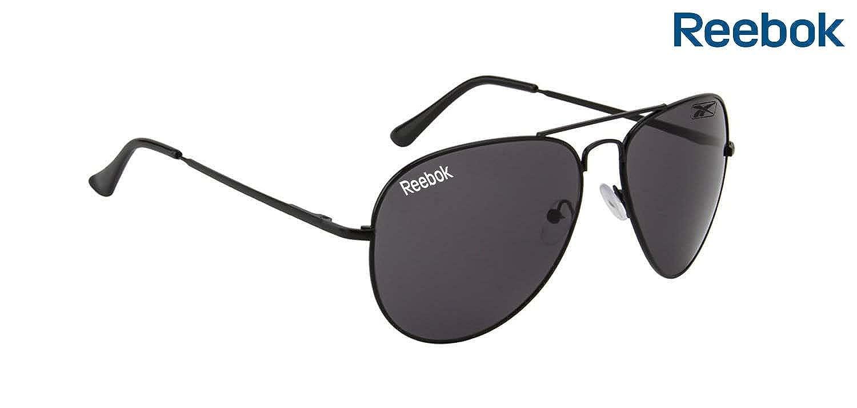 c25e53a9845a Reebok UV Protected Aviator Men's Sunglass: Amazon.in: Clothing &  Accessories