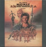 MAD MAX BEYOND THUNDERDOME (ORIGINAL SOUNDTRACK LP, 1985)