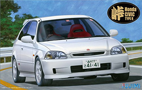 - Fujimi Model 1/24 Pass Series No.11 Civic Type R EK9 Late