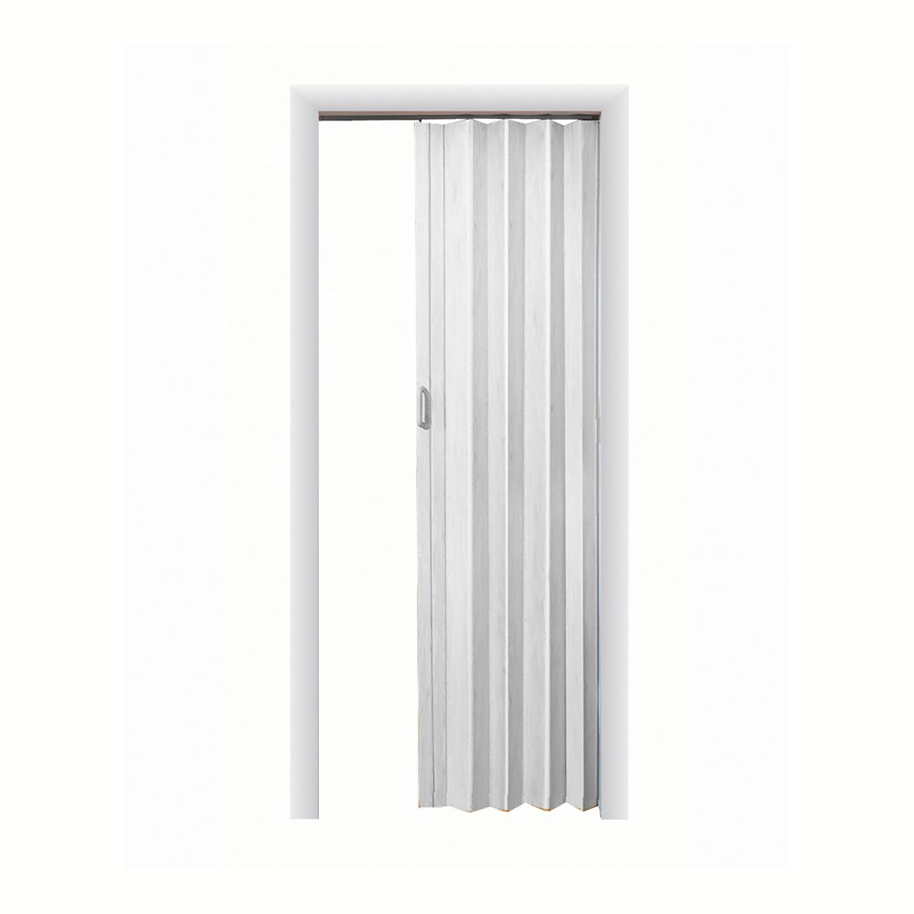 LTL Home Products EX4896WH Express One Interior Accordion Folding Door, 48 x 96 Inches, White by LTL Home Products