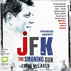 JFK: The Smoking Gun Audiobook