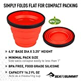 Sea to Summit X-Series Collapsible Silicone Camping