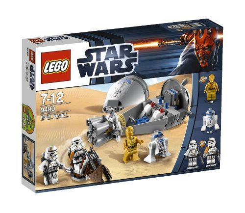 LEGO (LEGO) Star Wars droids Escape (TM) 9490