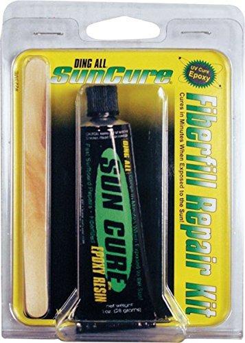 Sun Cure Epoxy 1oz Fiberfill Kit by Sun Cure (Sun Epoxy Cure)