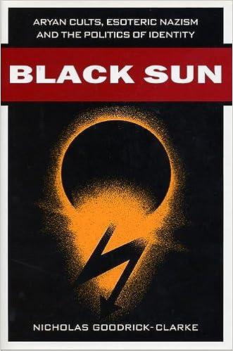 books neopaganism fascism gnosticism Nazi occult secret societies anti-Semitism eugenics paramilitaries