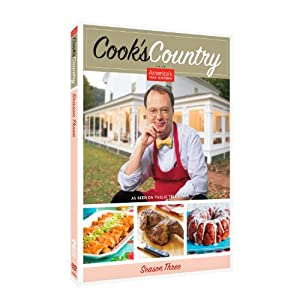 Cook's Country: Season 3 (Two-Disc Edition) (2010)