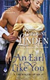 Earl Like You, An: The Wagers of Sin by  Caroline Linden in stock, buy online here