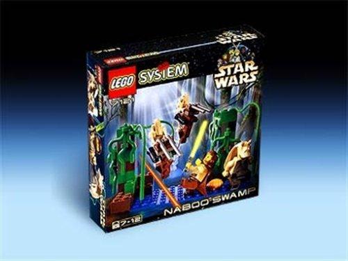 LEGO Star Wars: Naboo Swamp Set 7121 by Star - Star Lego Wars 1999 Sets