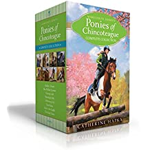 Marguerite Henry's Ponies of Chincoteague Complete Collection: Maddie's Dream; Blue Ribbon Summer; Chasing Gold; Moonlight Mile; A Winning Gift; True Riders; Back in the Saddle; The Road Home