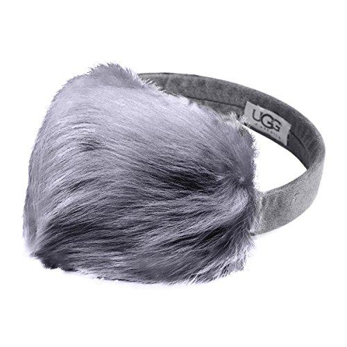 UGG Classic Sheepskin Earmuff - Women's Stormy Grey, One Size