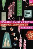 Beethoven: Sinfonías 1-9 [Caja  3 Blu-Ray] [DVD]