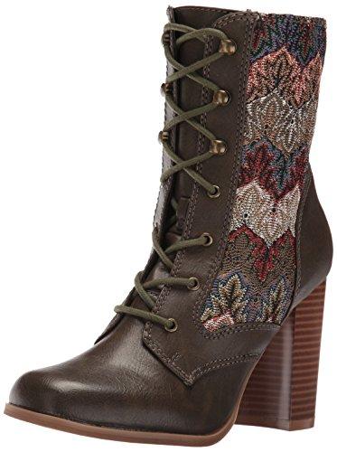 Boot Firebird Mojo Western Army Dolce Women's Moxy by 5qaIcXxY