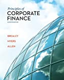 Principles of Corporate Finance, Brealey, Richard A. and Myers, Stewart C., 0078034760