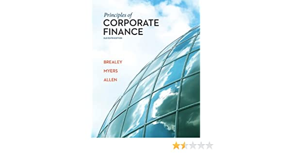 Amazon principles of corporate finance with connect access card amazon principles of corporate finance with connect access card 9780077736569 richard brealey stewart myers franklin allen books fandeluxe Image collections