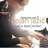 CPE Bach & Britten - Liaisions vol.3
