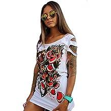 Amazon.com: blusas casual