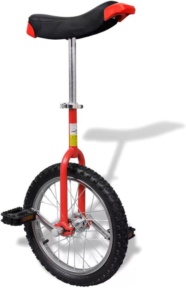Paneltech 16//20 Kids//Adulte Formateur Monocycle Hauteur R/églable Anti-d/érapant Butyl Montagne Pneu /Équilibre Cyclisme Exercice V/élo Bike