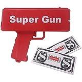 FOPINT Money Gun - Cash Cannon Toy - Make it Rain Real...