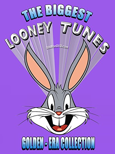 BUGS BUNNY Looney Tunes Cartoons 1942-1943 Golden-Era Collection