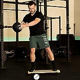 Driftsun Wooden Balance Board Trainer - Roller