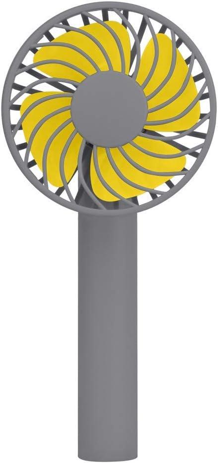 CAOQAO Mini Ventilador USB Ventilador Regulable Ventilador ...